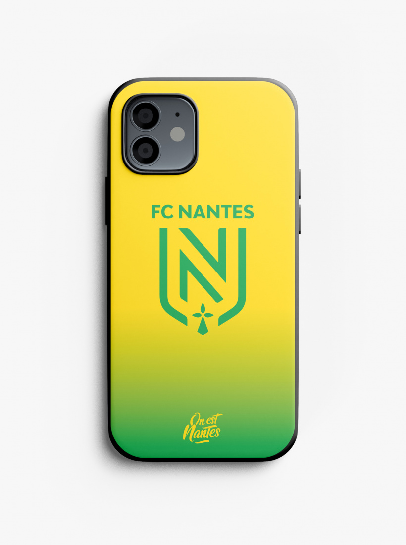 Coque Téléphone FC Nantes Logo