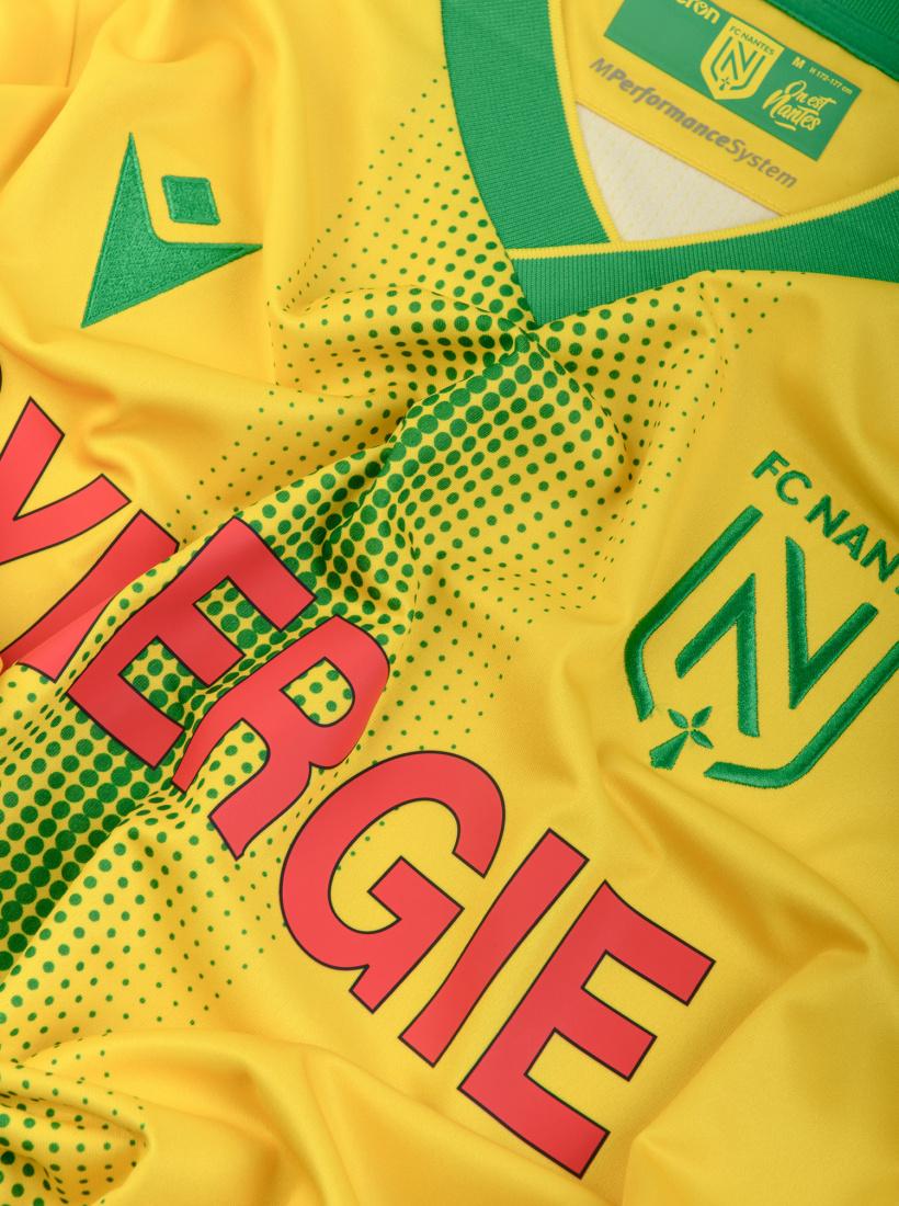 Maillot FC Nantes Domicile Adulte 21/22