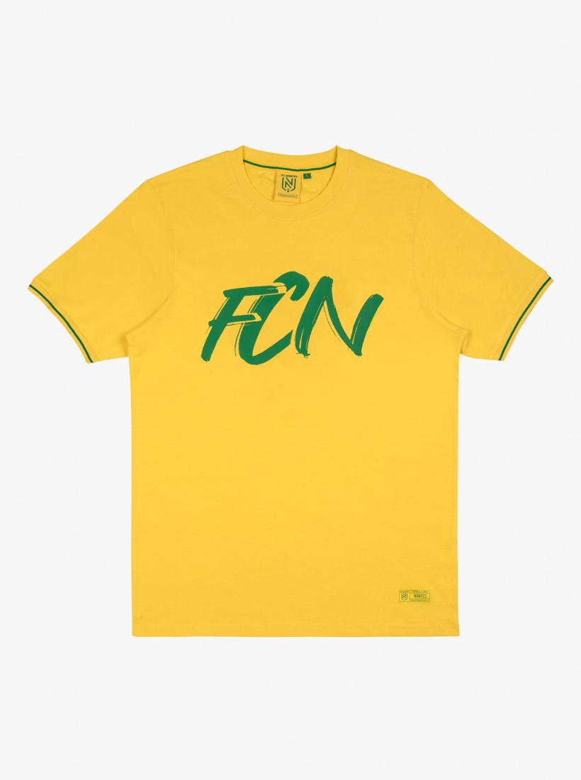 T-shirt FC Nantes Brush Junior