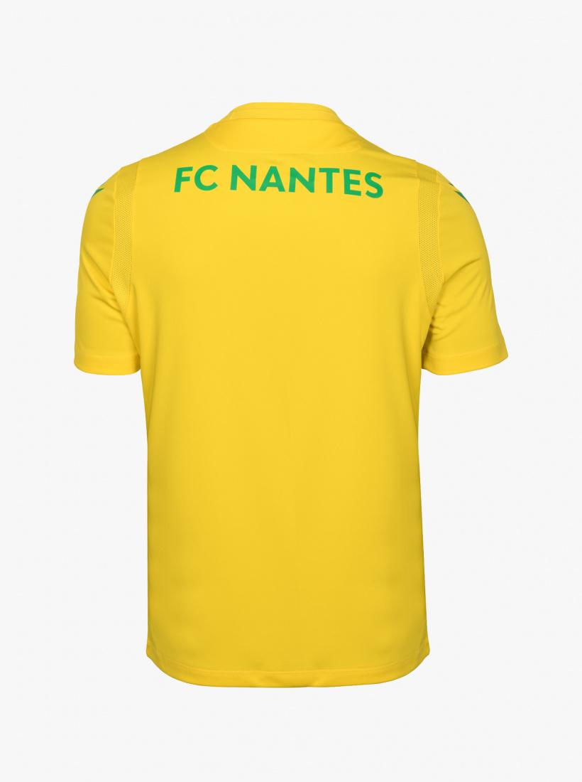 Maillot FC Nantes Pré-Match Adulte 20/21