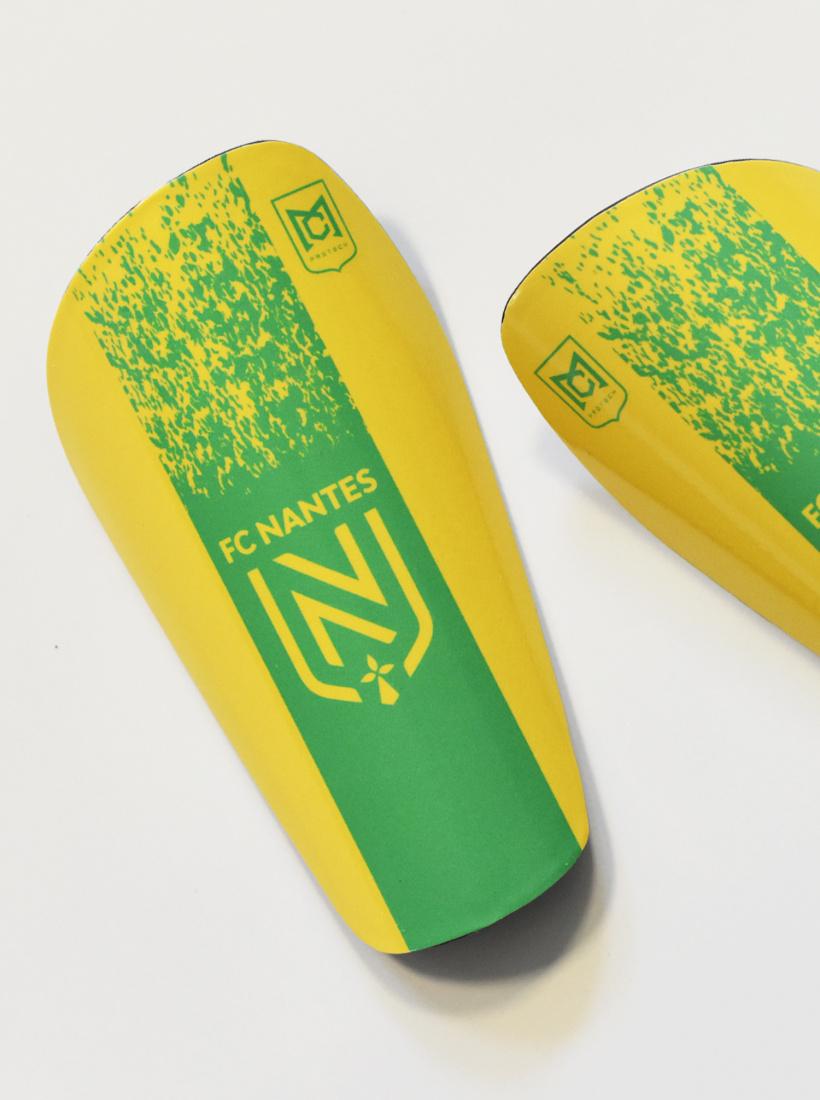Protège-Tibias FC Nantes Logo