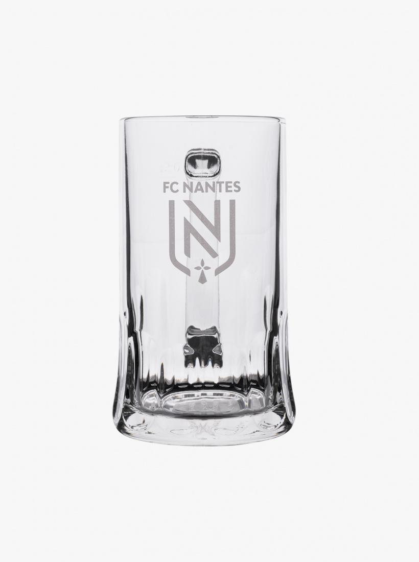 Verre à Bière FC Nantes