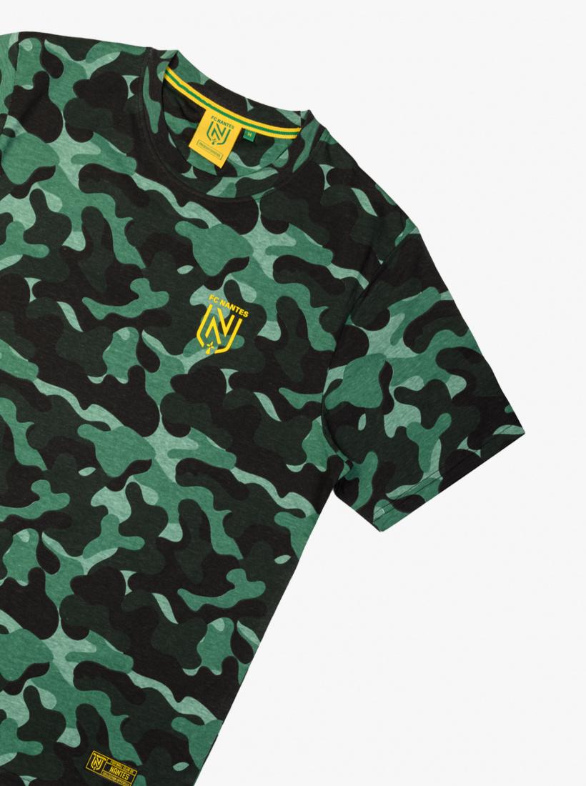 T-shirt FC Nantes Camo Junior